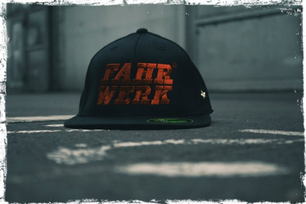 FAHRWERK_Cap_Rame_german motorwear_automotive apparel